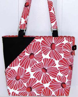 Candace Bag Pattern by Lazy Girl Designs