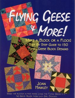 Flying Geese and More Book by Lazy Girl Designs