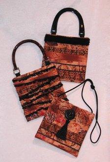 Katy Bag Pattern by Lazy Girl Designs