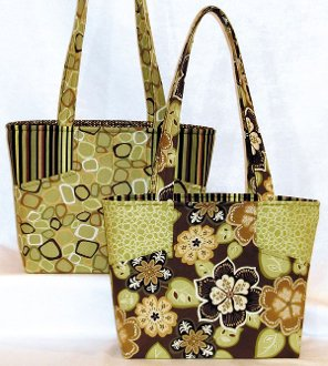 Margo Bag Pattern by Lazy Girl Designs