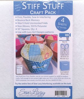 Stiff Stuff Craft Pack by Lazy Girl Designss