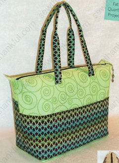 Summer Tote/Purse Technique DVD 2106 by Kaye Wood