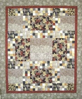Limelight Quilt Pattern by Mountainpeek Creations