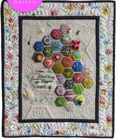 Little Things Quilt Epattern by Charisma Horton