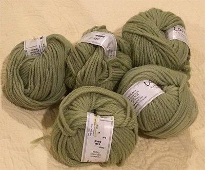 Lofty Wool Yarn by Crystal Palace
