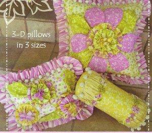 Pillow Pop Pillow Covers Pattern by Lila Tueller Designs