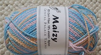 Maizy Yarn by Crystal Palace