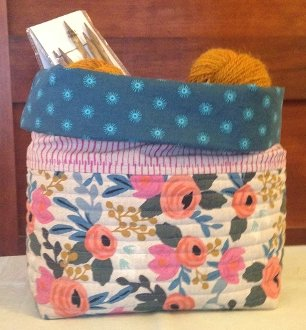 Bella's Project Bags by Midcoast Cottage Design