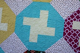 Antique Star Quilt Pattern by Mixi Heart