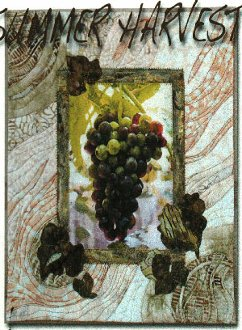 Summer Harvest Wallhanging Pattern by Mo and Mike