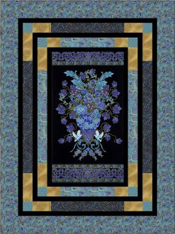 Bevels Quilt Pattern by Mountainpeek Creations