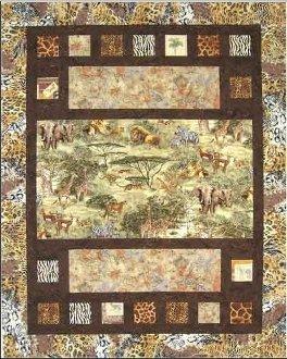 Bricks Quilt Pattern by Mountainpeek Creations