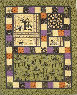 Child's Play Quilt Pattern by Mountainpeek Creations