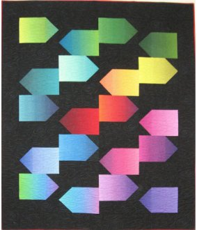 Journey Quilt Pattern by Mountainpeek Creations