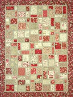 Lickety Split Quilt Pattern by Mountainpeek Creations
