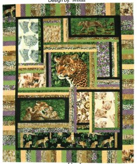 Picture Perfect Quilt Pattern by Mountainpeek Creations