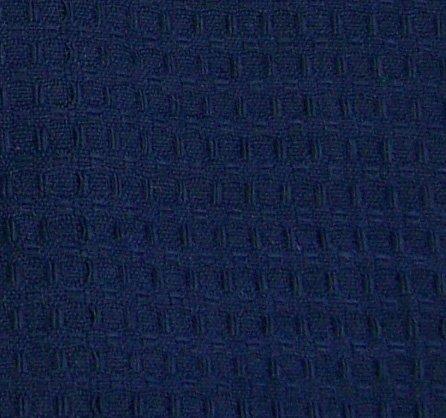 Tea Towel Waffle Weave Navy