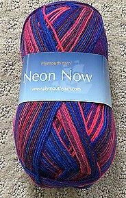 Neon Now Yarn Berry 004 by Plymouth Yarns