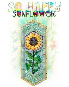 Sew Happy Sunflower Pattern by Northern Belle