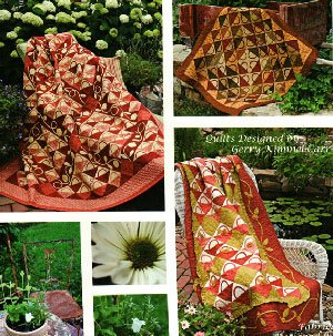 Sweet Baskets Quilt Pattern by Needl Love