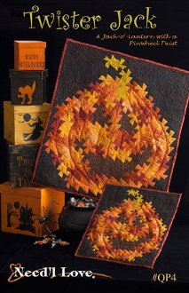 Twister Jack Wallhanging Pattern by Needl Love