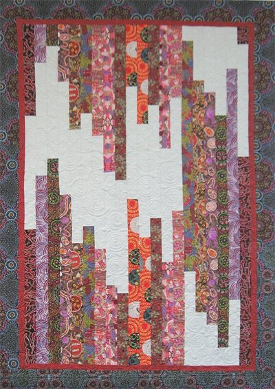 No Rules Quilt Pattern by Mountainpeek Creations
