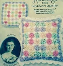 Opal's Yoyo Pillow Pattern by Homestead Specialties