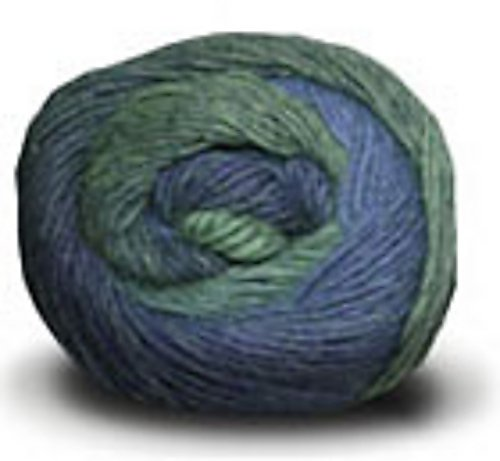 Paint Box Yarn By Knit One Crochet Too Color Blue Spruce 05