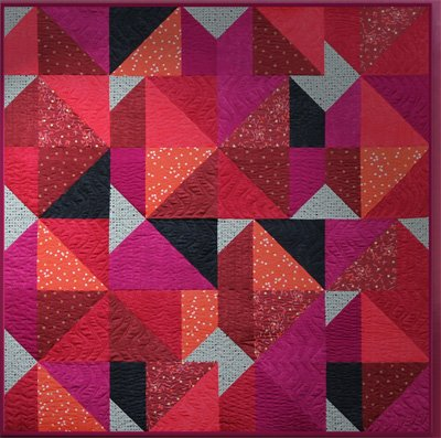 Peaks Quilt Pattern by Zen Chic