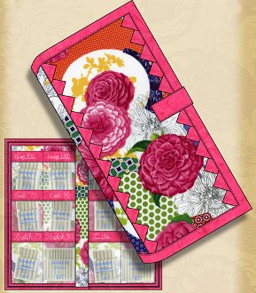 Needle Wallet Pattern by Pat-e-Patterns