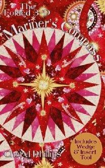 3-D Mariners Compass Quilt Pattern by Phillips Fiber Art