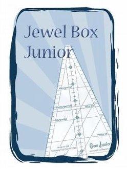 Jewel Box Junior Gems 5 and 10 by Phillips Fiber Art