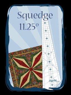 Squedge 11.25 Ruler by Phillips Fiber Art