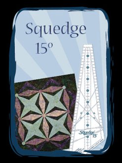 Squedge 15 Ruler by Phillips Fiber Art