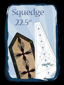 Squedge 22.5 Ruler by Phillips Fiber Art