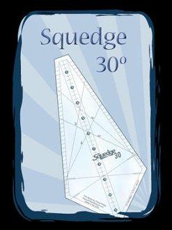 Squedge 30 Ruler by Phillips Fiber Art