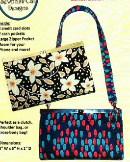 Angie's Little Bag Pattern by Palm Harbor Designs