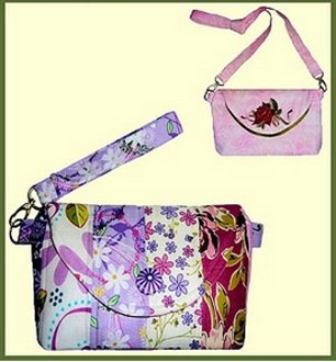 Charming Little Purse-O-Nality Purse Pattern by Palm Harbor Designs