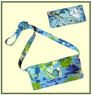 Money Bags Bag Pattern by Palm Harbor Designs