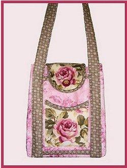 Purse -O- Nality Organizer l Bag Pattern by Palm Harbor Designs