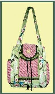 Purse -O-Nality Organizer ll Bag Pattern by Palm Harbor Designs