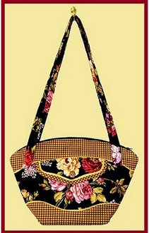Purse -O- Nally Yours Bag Pattern by Palm Harbor Designs