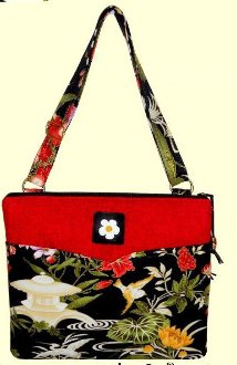 Sew Easy iPad Tote Bag Pattern by Palm Harbor Designspalm