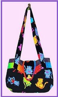 Split Purse-O-Nality Bag Pattern by Palm Harbor Designs