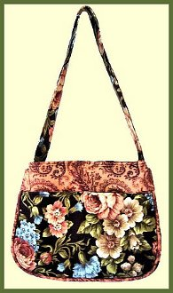 Sweet and Simple Purse Pattern by Palm Harbor Designs