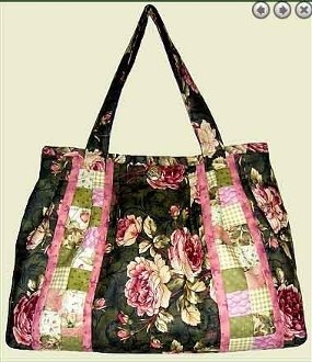 To Patch or Not To Patch Bag Pattern by Palm Harbor Designs
