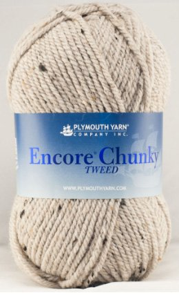 Encore Chunky Tweed Yarn