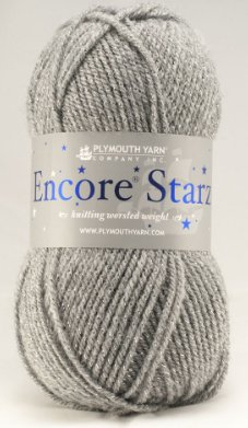Encore Starz Worsted Weight Yarn by Plymouth
