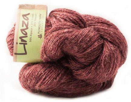 Linaza Yarn by Plymouth Yarn