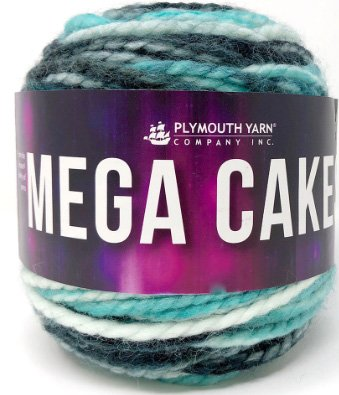 Plymouth Mega Cakes Yarn